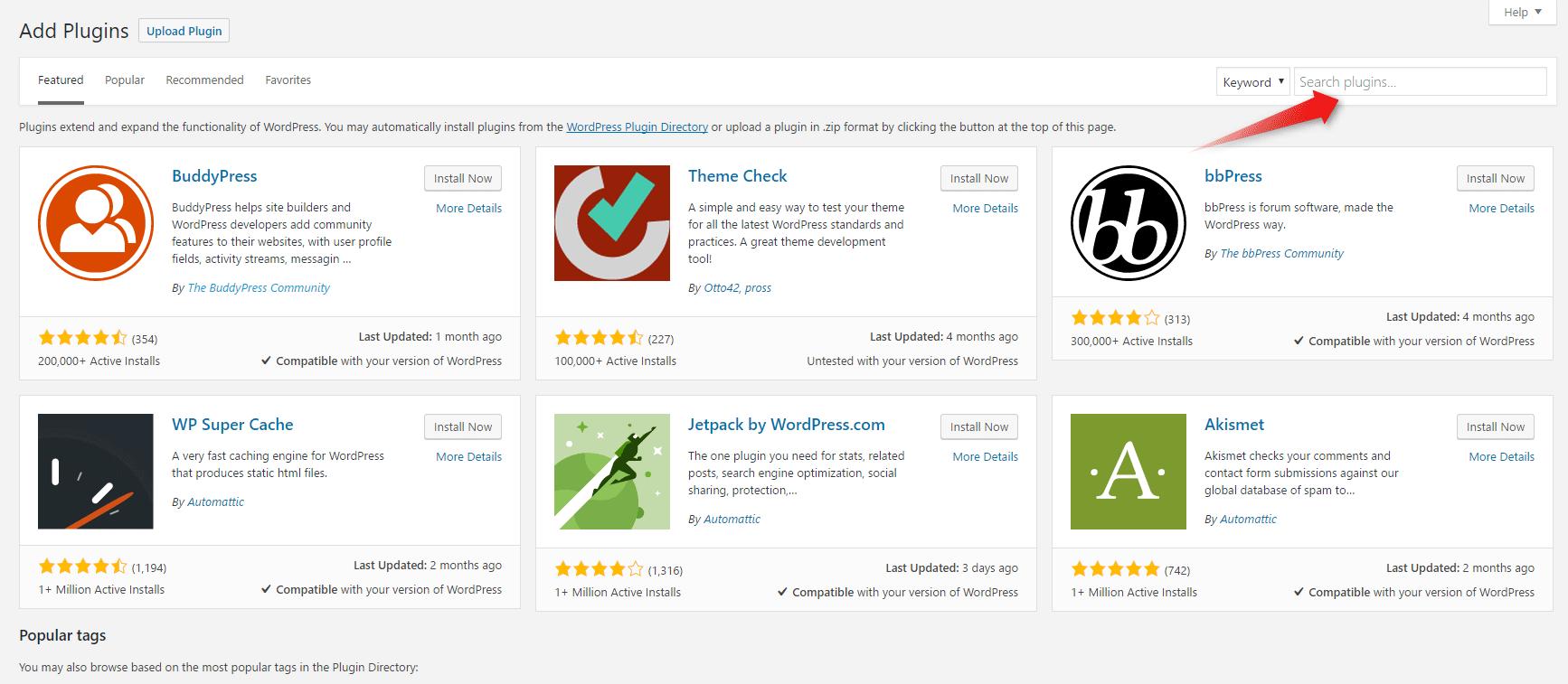 How to Add Plugins to WordPress