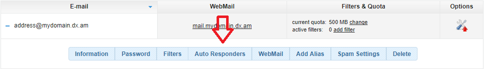 email responder 1
