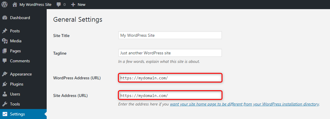 wordpress ssl 2