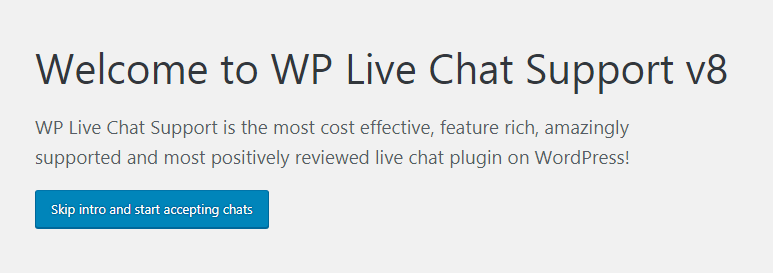 how to add live chat to wordpress 5