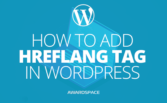 How to Add Hreflang Tag in WordPress