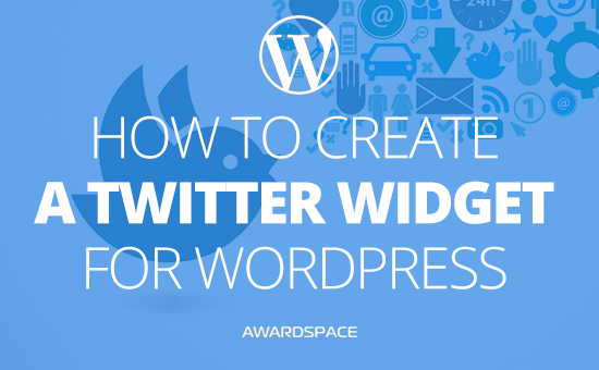 How to Create a Twitter Widget for WordPress