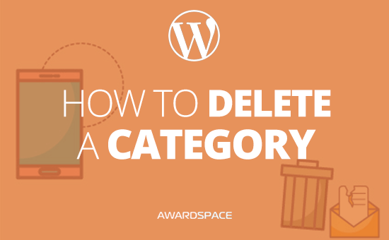How to Delete a WordPress Category