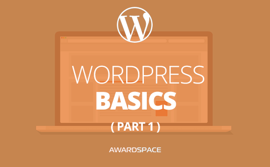 WordPress Basics – Part 1